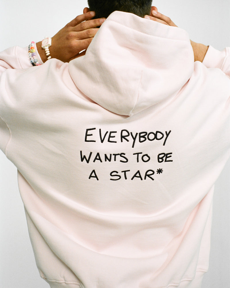 »Everybody wants to be a star« Hoodie