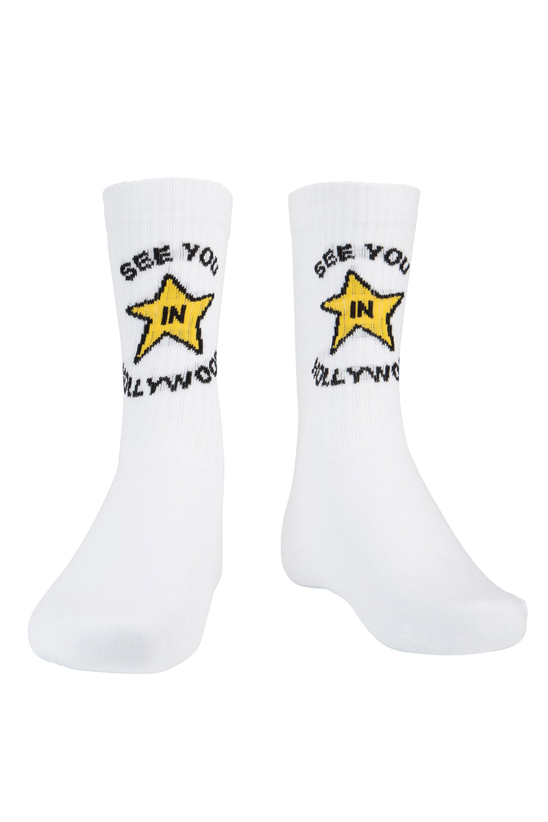 »See You In Hollywood« Socks