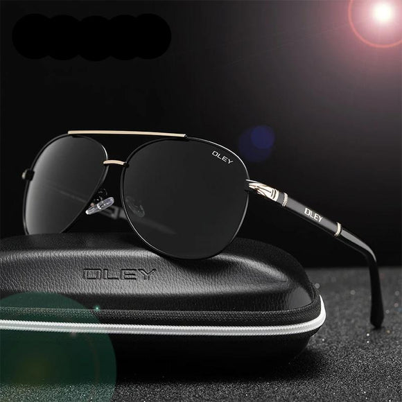 Polarized Fashion Classic Pilot men's sunglasses