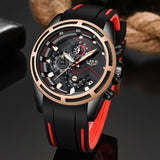 Sport Men Watches  Quartz Date Clock Waterproof Wrist Watch