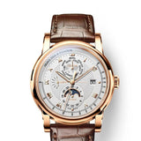 Luxury Brand Moon Phase Automatic Mechanical Men's Wirst watch