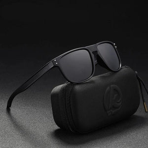 Lightweight  All-fit Size Coating Lens  Men Polarized Sunglasses