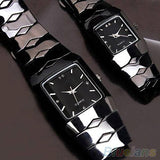 Casual Couple Lover Women Men Quartz Movement Wrist Watch