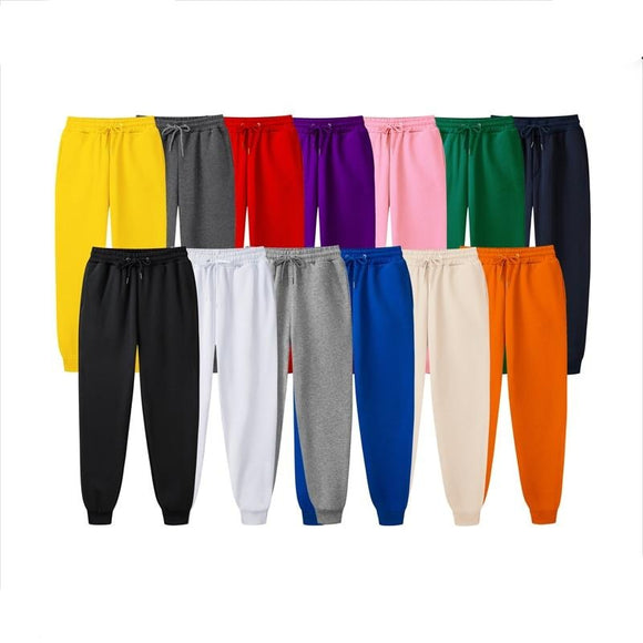 Men Joggers Brand Male Trousers Casual Pants Sweatpants Jogger