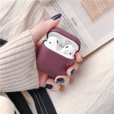 Bluetooth Earphone Multi Color Box Headphone For AirPods 1 2 Hard Protective Cover