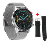 business Smart Watch for Men with IP68 Waterproof  Fitness Tracker sports Smartwatch