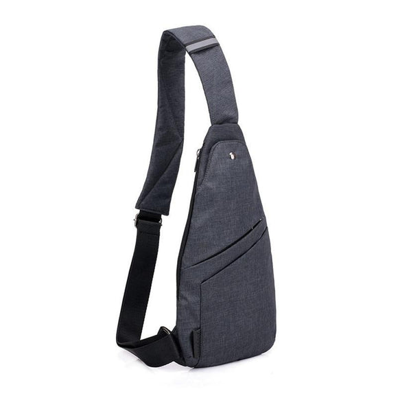 small anti-theft sling one shoulder sport  waterproof travel small chest bag