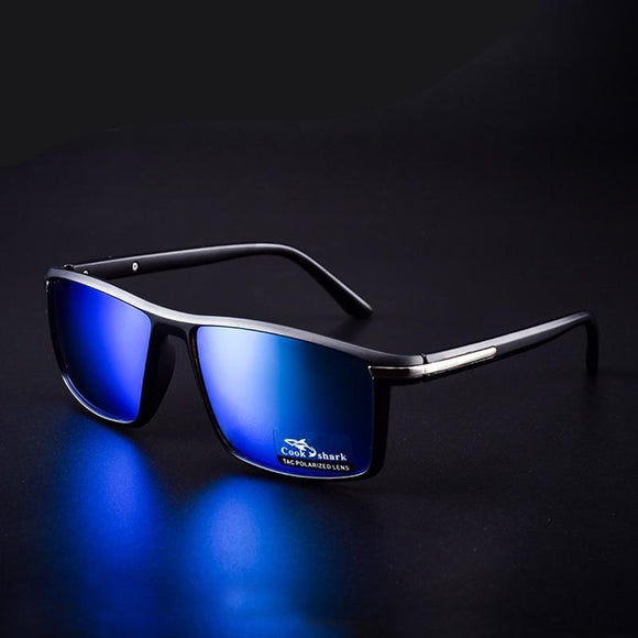 Men's polarized sunglasses driving  UV protection  night vision goggles