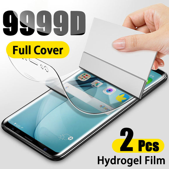 Hydrogel Screen Protector For Samsung Galaxy S10 S10E S9 S8 S20