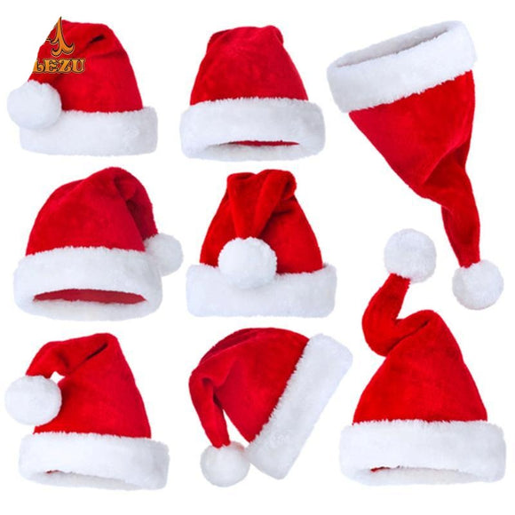 Christmas Hat Santa Hat Xmas Holiday Hat Comfort Christmas Hats