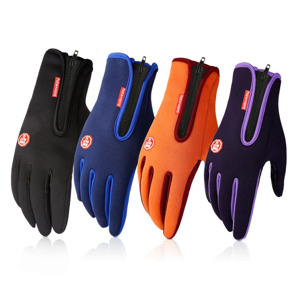 Waterproof Winter Warm Gloves Snow  Winter Touch Screen Gloves