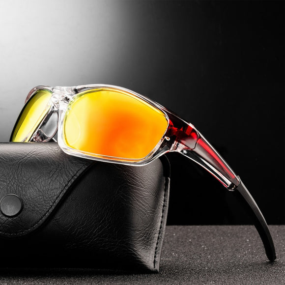 Sports  Men Women Day And Night vision Polarized Sunglasses