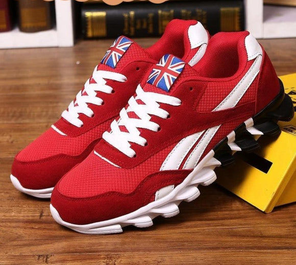 Big size 37-49 sneaker trendy comfortable mesh fashion lace-up Adult men shoes