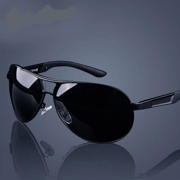 Classic Polarized  Pilot UV400 High Quality men's Sunglasses