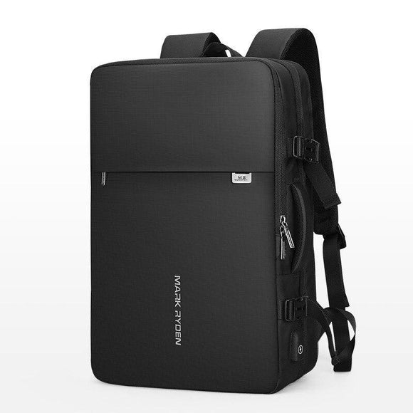 Backpack Fit 17 Inch Laptop USB Charging Multi-layer Travel Bag