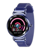 Bluetooth Pedometer Heart Rate Monitor  Android/IOS women's Smart Bracelet watch