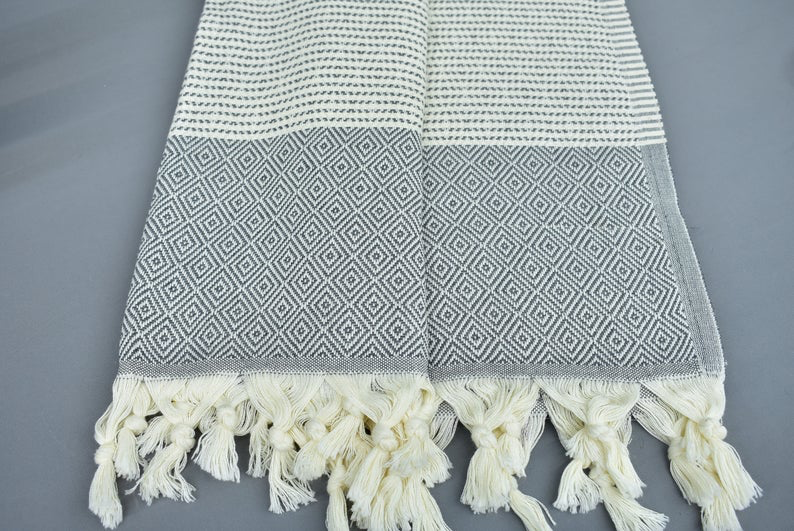 Organic Handmade Cotton Towel