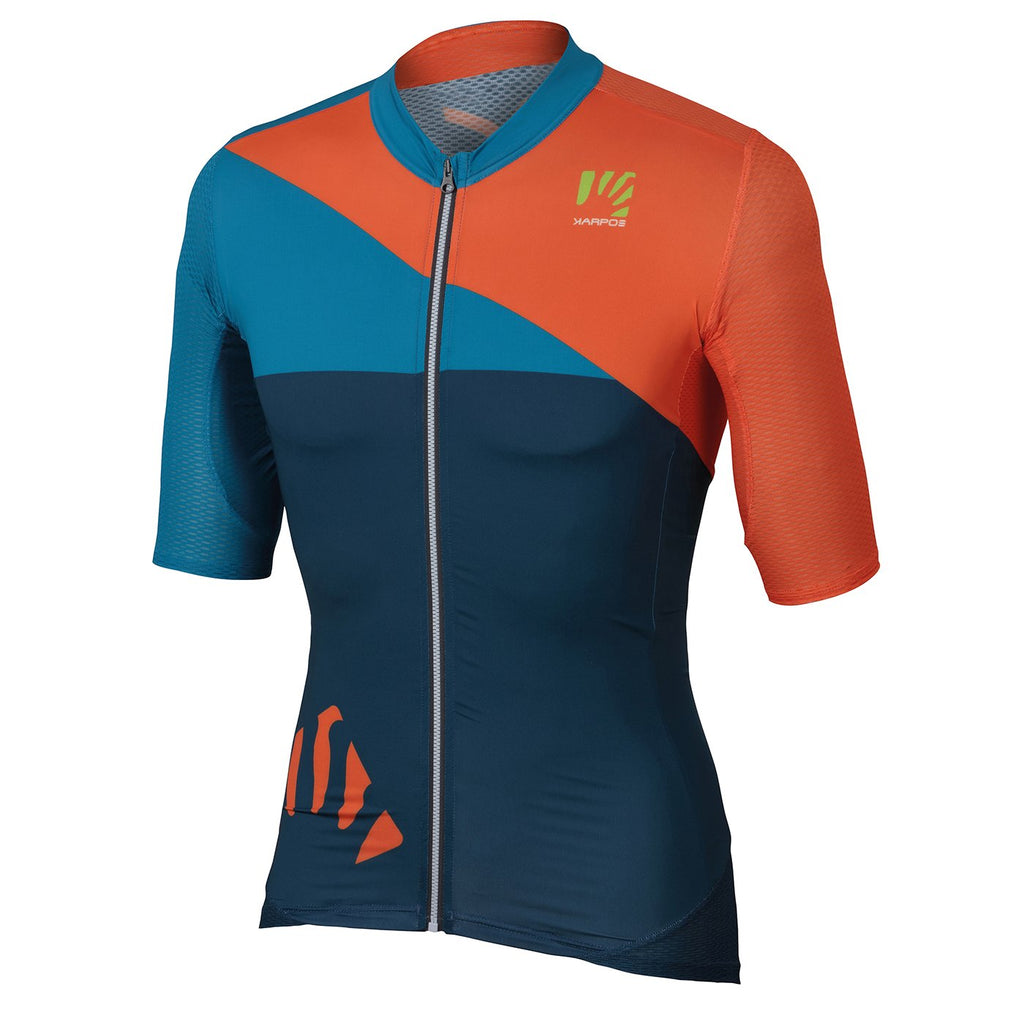 Insignia Blue-Orange Fluo