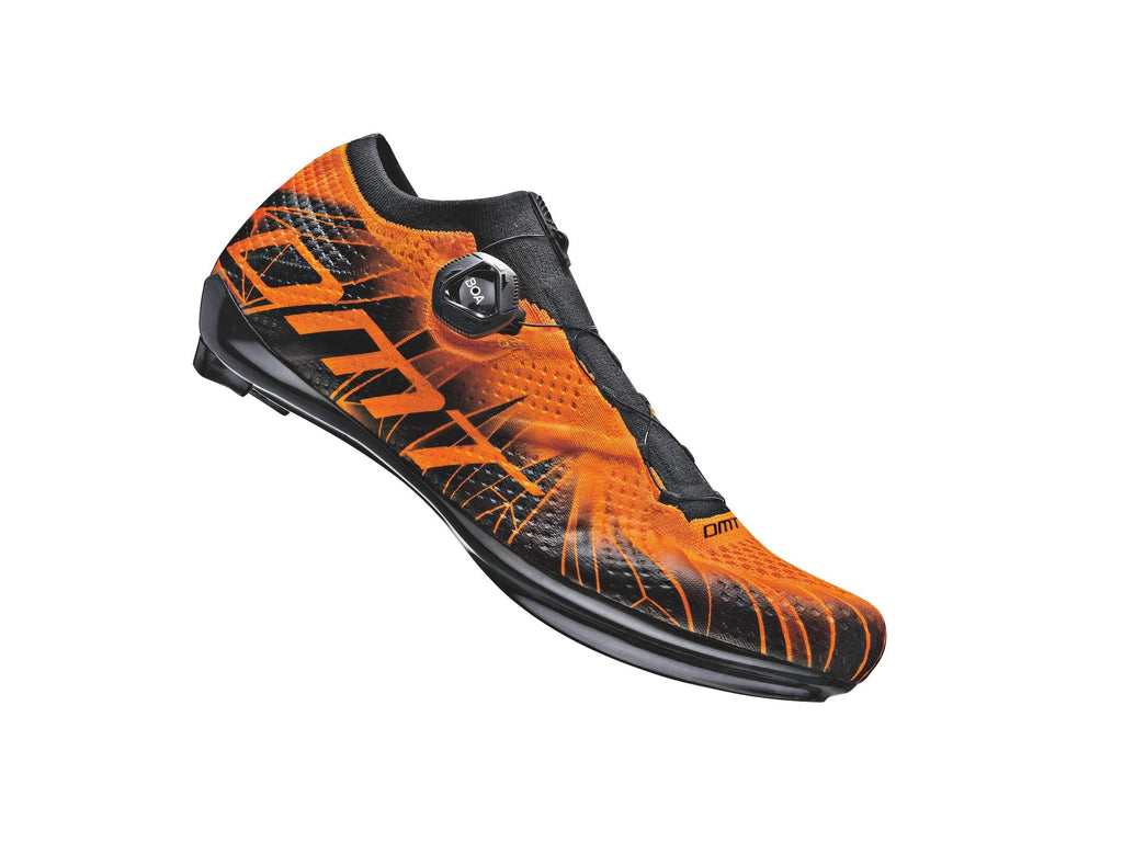 KR1 Black/Orange Fluo
