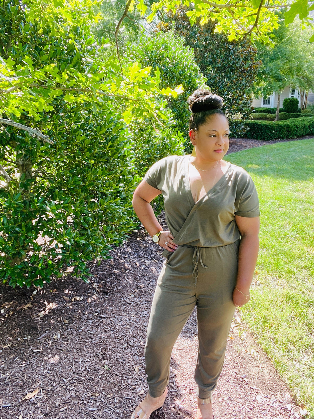 Soldier Girl Jumpsuit