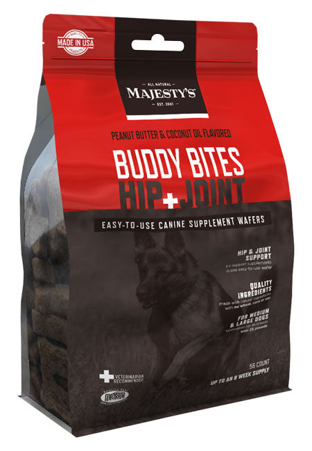 Majesty's Buddy Bites Hip+Joint
