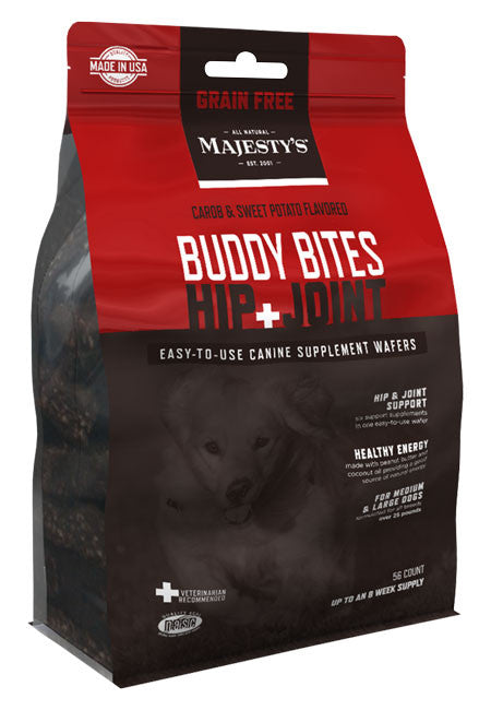Majesty's Buddy Bites Hip+Joint Grain-Free