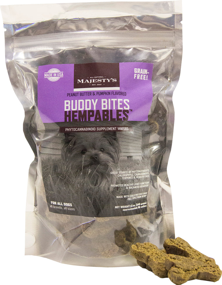 Majesty's Buddy Bites™ Hempables™