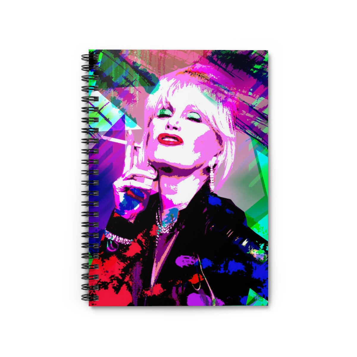 PATSY STONE Notebook - Ruled Line