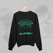 Load image into Gallery viewer, PLAYER 1 Sweatshirt