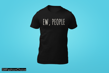 Load image into Gallery viewer, EW, PEOPLE T-SHIRT