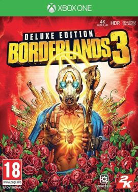 Borderlands 3 (Xbox One) - Deluxe Edition