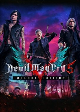 Devil May Cry 5 (PC) - Deluxe Edition