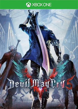 Devil May Cry 5 (Xbox One) - Standard Edition