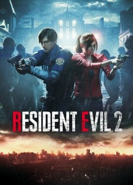 Resident Evil 2 Remastered (PC) - Standard Edition