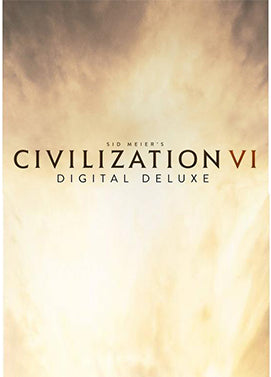 Sid Meier's Civilization VI (PC) - Digital Deluxe Edition
