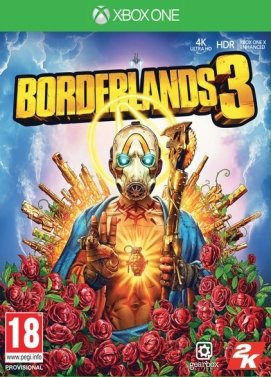 Borderlands 3 (Xbox One) - Standard Edition