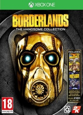 Borderlands: Handsome Collection (Xbox One)