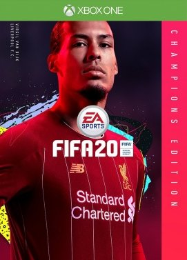 FIFA 20 (Xbox One) - Champion's Edition