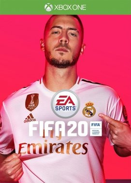 FIFA 20 (Xbox One) - Standard Edition