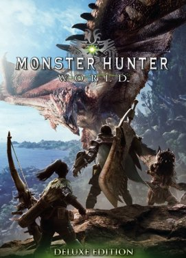 Monster Hunter: World (PC) - Deluxe Edition