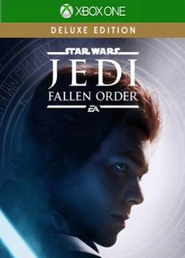 Star Wars Jedi: Fallen Order (Xbox One) - Deluxe Edition