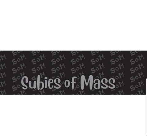 Subies of Massachusetts  printed banners