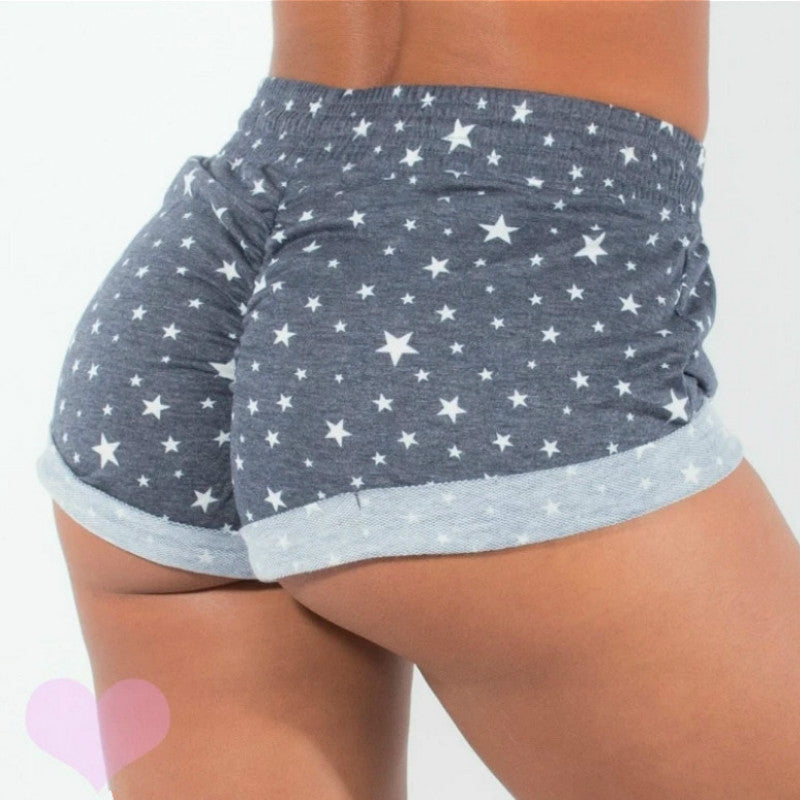Super Star Lounge Booty Shorts