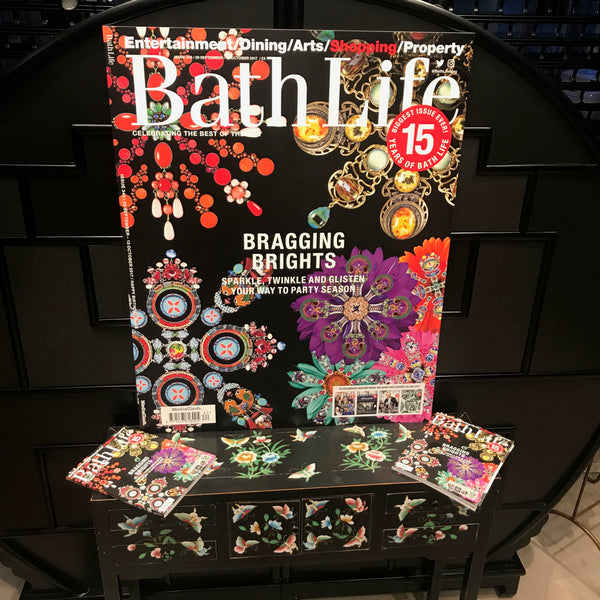 Bath Life Front Cover!