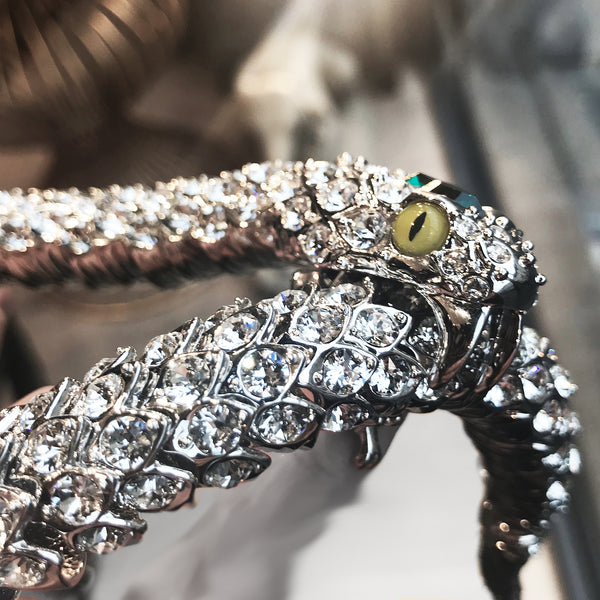 Simon Harrison Limited edition 'Snake' necklace £1495