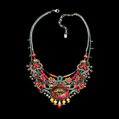 Ayala Bar 'Classic' Fairytale Red Large Necklace (AB3389)