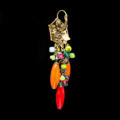 Konplott 'Arabic Nights' Multi-coloured Hook Earrings (601274)