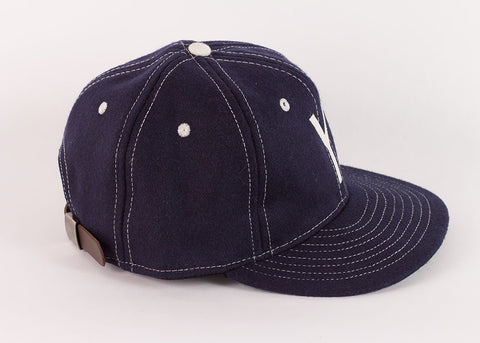 Ebbets Field Flannels Yakima Bears 1949 Ball Cap | Navy Wool
