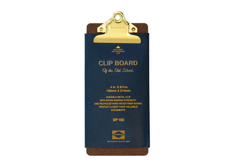 Hightide Penco Utility Clipboard Gold Clip | A7