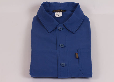 Le Laboureur Cotton Drill Work Jacket Bugatti
